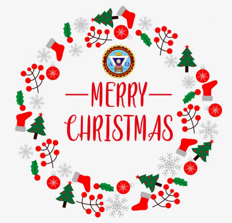 A Christmas Message from the District Grand Master