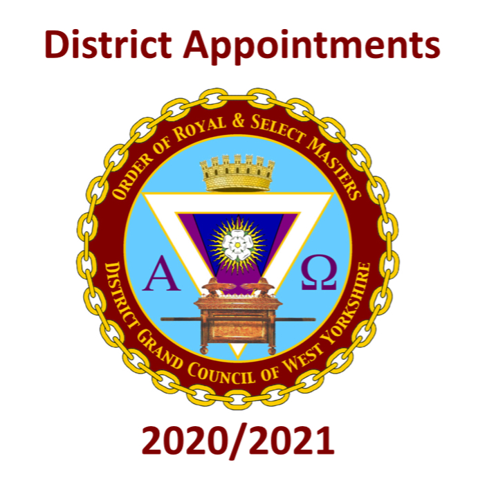 District Appointment 2020/2021